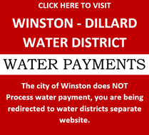 water payment button